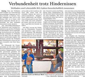 Quelle: Freilassinger Anzeiger, 04.12.2020