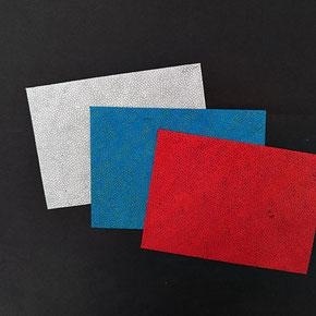 Briefumschläge aus Lokta-Papier (Nepal)