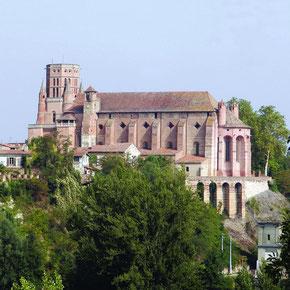 Cathédrale Saint-Alain Lavaur