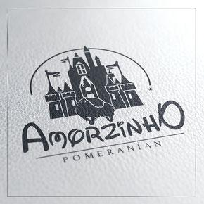 logotip dizain pitomnik pomeranskih shpitsev FCI My Sunny Dreams zakazat lyegkiy vozdushniy risovanniy narisovanniy ot ruki originalniy