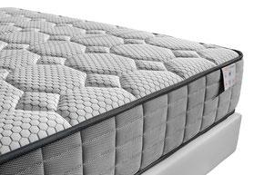 colchon viscoelastico reversible Memory Sens Visco con tejido 3D