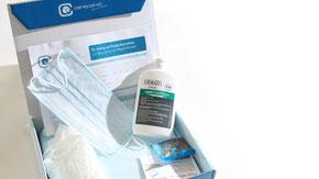 Care Paket Pflege Hilfsmittel von reha team Saggau