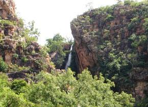 Cascade de Tanguiéta