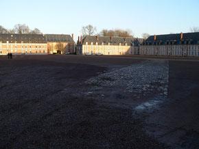 """Arras Citadelle """"Army square"""""""
