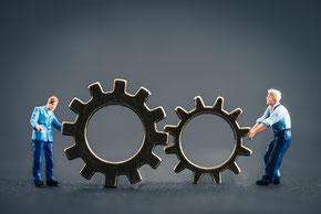 経営コンサルタントによる会社の仕組み作りコンサルティング