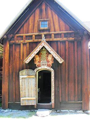 stavkirke de Nore