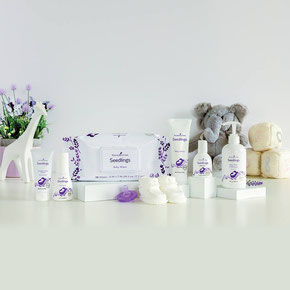 Young Living natural baby products