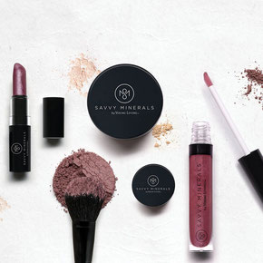 Young Living natural makeup