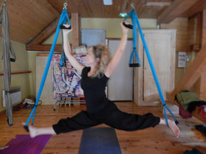 Jyoti-yogi stage yoga à Grimone