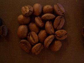 色が薄い豆