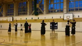 剣道の基本の稽古