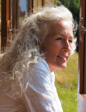 Madeleine Egloff, Mediale Seelenbilder Malerin