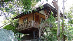 Bungalow auf Koh Phangan