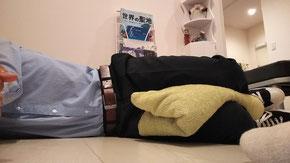 寝方が悪くて腰椎ヘルニアが悪化した奈良県葛城市の男性