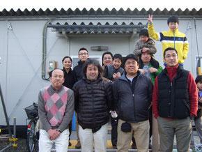 2012年3月26~28日被災地ボランティア(宮城県亘理町)