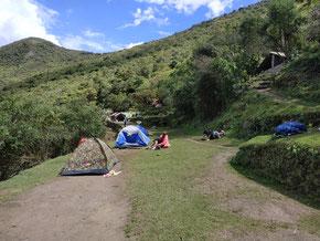 Trek de Choquequirao, Pérou