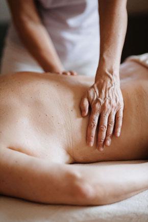 Ganzheitlich Energetische Massage