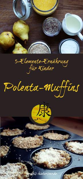 5-Elemente-Ernährung, Polenta-Muffins, Wirkung nach der TCM