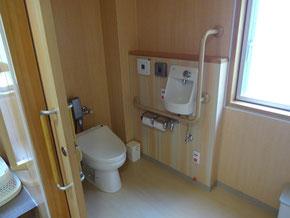 トイレ車椅子