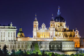 Almudena Cathedral Madrid