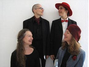 Christa Hartnigk-Kümmel, Eva Chahrouri, ANA & ANDA