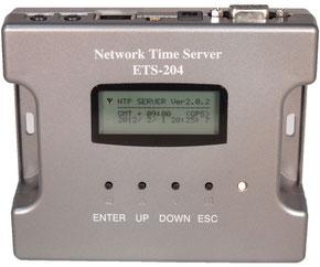 小型GPS/NTPタイムサーバー