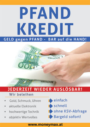 MoneyMax Pfandkredit
