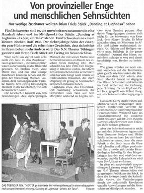 Hechinger Zeitung 07.05.2001