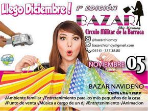 Bazar Chic Maracay - 1ra Edición