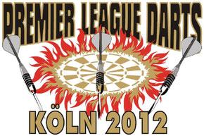 Logo Premier League Darts Köln 2012