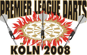 Logo Premier League Darts Köln 2008