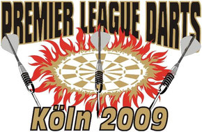 Logo Premier League Darts Köln 2009