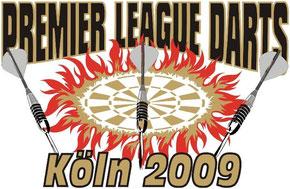 Logo Premier League Darts Köln 2009