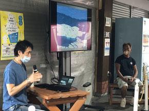 斎藤先生と坂東園長対談写真