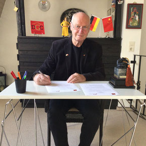 ADCG e.V.: Kurt Karst (Präsident)