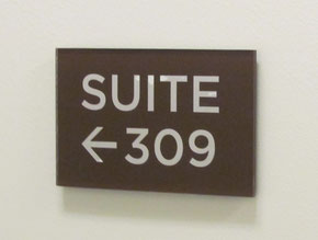 Commons Directional Sign 2