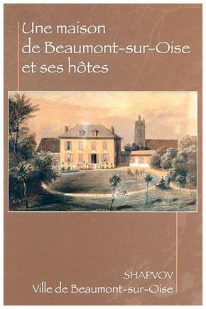 Une maison de Beaumont-sur-Oise et ses hôtes