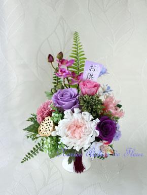 Kizuna02 きずな02 お供え花