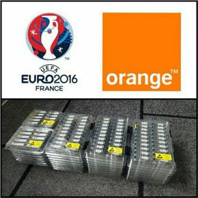 Transceivers optiques Partenariat Orange 2016