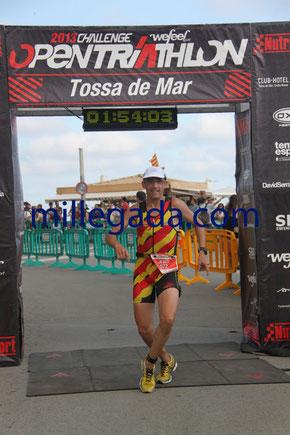 Triatló de Tossa 2013