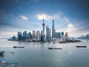 Interim Management - Joint Venture in Shanghai und Shenyang