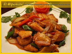 Estofado de Tofu