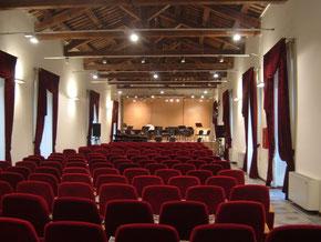 La cittadella della Musica di Civitavecchia