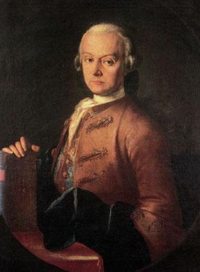Leopold Mozart (Bild gemeinfrei)