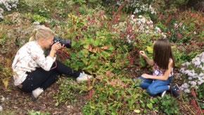 Bild: Frauennetz.Meggen organisiert Fotoshooting für Kinder