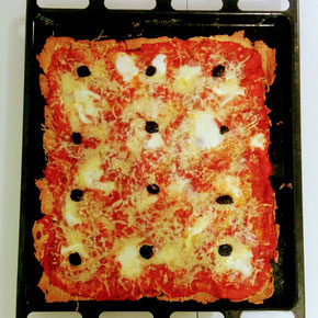 Pizza zéro déchet