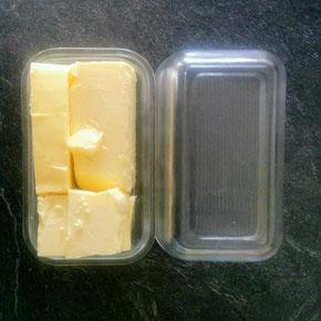 Beurre zéro déchet
