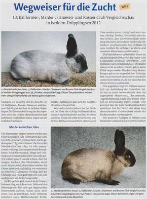 Kaninchenzeitung 10/2013 S. 48
