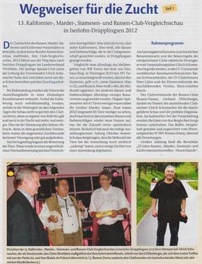 Kaninchenzeitung 9/ 2013 S. 36