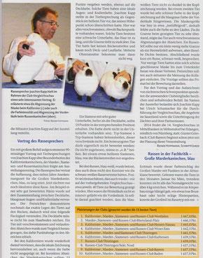 Kaninchenzeitung 9/ 2013 S. 37